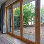 Closed Bi-Fold Door System